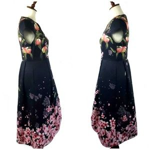 outlet on sale new style sold worldwide Ted Baker London Dresses | Ted Baker Fredica Peach Blossom Midi ...